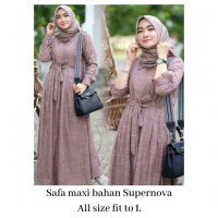 D ANATA Maxi Dress Safa - AS-SAFA-MAXI