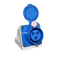 Industrial Surface Mounting Socket CEE 113 untuk Genset TAB