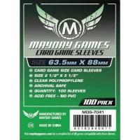 Card Sleeves 63.5x88 mm - Standard MTG - Board Game Sleeves - Mayday