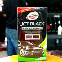 TURTLE WAX JET BLACK (Black box finish kit) T-3KT