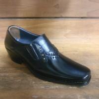 Sepatu kulit Bally pantofel 6119 hak tinggi/ jenggel