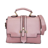 Catriona Yadira top handle bag - PINK