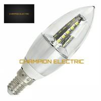 lampu LED Candle 5W Lilin Gantung 5 Watt Fitting E14 Putih White