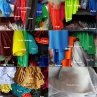 Bahan Kain Kaos Baju Jersey Dry Fit DryFit Sports Olahraga Benzema