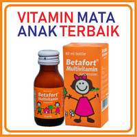 Vitamin mata anak BETAFORT