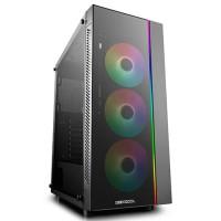 Deepcool MATREXX 55 ADD-RGB 3 Fan - Tempered Glass Gaming Case