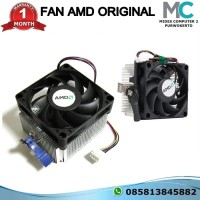 Fan CPU Amd Original