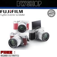 Fujifilm X-A3 Kit 16-50 / Fuji XA3 / Fuji XA 3 / Fuji X A3