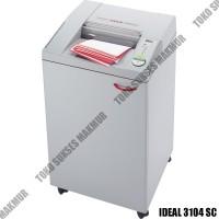 Mesin Penghancur Kertas Ideal 3104 SC