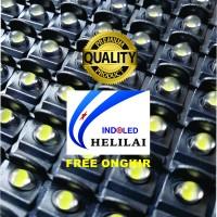P10 White FULL OUTDOOR merek HLL - Tahan Air (lampu LED besar)
