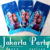 Plastik Snack Frozen / Plastik Bingkisan Ulang Tahun Frozen