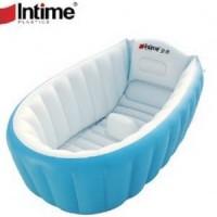 TEMPAT MANDI BAYI INTIME BALON POMPA - BABY BATH TUB - BABY SET BATH