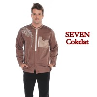 Baju Koko Pria 5 Pilihan Warna - Near dua