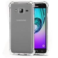 Case Anticrack Fiber Samsung Galaxy J3, j3 2016 /Anti Crack Knock Shoc