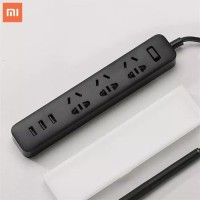 Stop Kontak Xiaomi Mi smart power 3 port USB charger 2