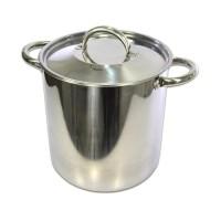 Supra Stainless Stock Pot 25Qt / 23 Liter Panci Stainless