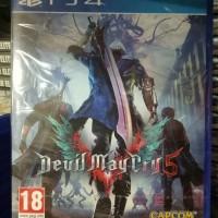 BD PS4 DEVIL MAY CRY 5 REGION 2 ENGLISH