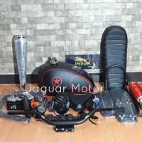 Paket Japstyle Triumph Binatang