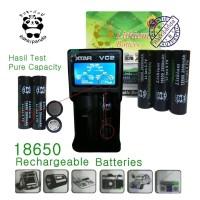Baterai 18650 For Rokok Elektrik Vaping Vapor Vape Sejenis AWT