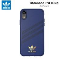 Case iPhone Xr Adidas Originals Moulded Soft Case - Navy