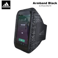 Armband Sport Adidas for iPhone 6 / 6s / 7 / 8 - Black