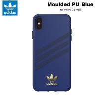 Case iPhone Xs Max Adidas Originals Moulded Soft Case - Navy