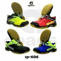 sepatu apacs SP 606 sepatu badminton apacs original