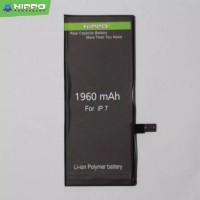 Baterai Hippo Iphone 7 1960 mAh Original Cell Garansi Resmi