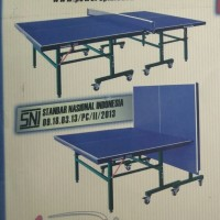 Table Tennis Tenis Meja Pingpong Ping Pong Powerspin Power Spin 200