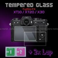 Tempered Glass Anti gores Screen Guard Fujifilm Fuji XT10 X-E3 X100T