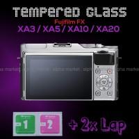 Tempered Glass Anti Gores LCD Screen Fujifilm Fuji XA3 X-A3 XA-5 X-A10