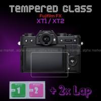 Tempered Glass Fujifilm X-A3 X-A5 X-A10 X-A20 X-T1 X-T2