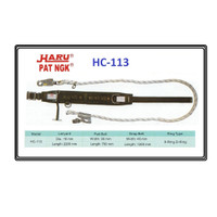 SAFETY BELT / SABUK PENGAMAN / SAFETY BELT PLN HC-113 HARU