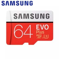 Samsung EVO Plus 64GB microSDXC Card 95mb/s with Adapter