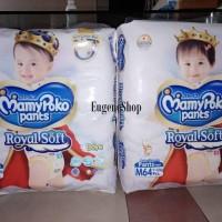 Mamypoko Pants Royal Soft Boy and Girl M64 L52 XL46