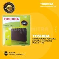Toshiba Canvio Ready 1TB USB 3.0 - HD / HDD / Harddisk External