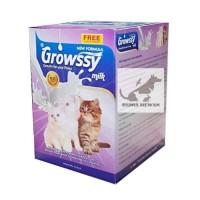 Susu Kucing Growssy 1 Dus/Box Free 1 Saset/Sachet 20gr 20 gr 20g 20 g