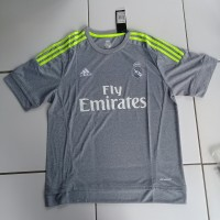 Jersey GO Real Madrid Away 15/16