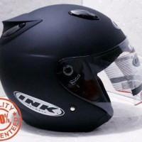 Helm INK Centro SNI warna Hitam Doff - bukan KYT - NHK - Bogo - Anak