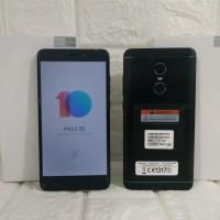 Xiaomi Redmi Note 4x Black 4/64 - Garansi 1 Tahun