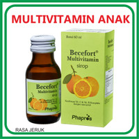 Vitamin anak Becefort Sirup