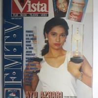 Majalah Vista No 128 - Ekstra Poster Natalie Cole
