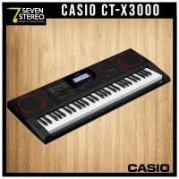 Casio CTX3000 / CTX 3000 / CT X-3000 Keyboard Include Softcase