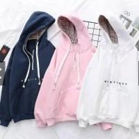 hoodie jaket sweater baju wanita anak remaja pria unisex hoodie hoody