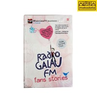 Wahyumedia Buku Radio Galau FM Patah & Cinta Bernard Batubara