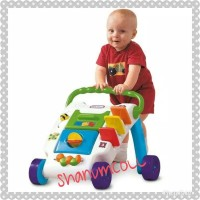 Little Tikes Activity / Alat Bantu Jalan Anak