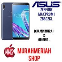 ASUS ZENFONE MAX PRO M1 ZB602KL 6/64GB GARANSI RESMI