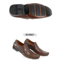 Sepatu kulit formal pantofel kerja pria pesta baklit9906