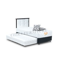 Springbed Musstering 2 in 1 vienna roma style 90x200 - full set
