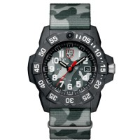 LUMINOX XS.3507.PH - Jam Tangan Pria - Grey Army